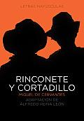 Rinconete y Cortadillo (Letras Mayusculas. Clasicos Castellanos)