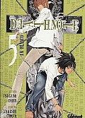 Death Note 5 En Blanco/ Whiteout