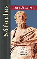 Sofocles (Obras Selectas Series)