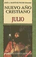 Nuevo Ano Cristiano: Julio (Coleccion Nuevo Ano Cristiano)