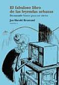 Fabuloso Libro de Las Leyendas Urbanas, El Volumen II N: 45