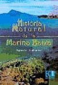 Histáoria natural de la Marina Baixa