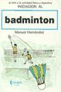 Iniciacion Al Badminton