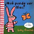 Que Puede Ver Blas? / What Can Pinky See?