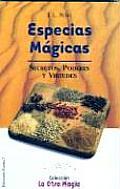 Especias Magicas