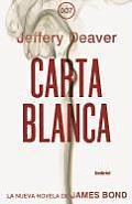 Carta Blanca = Carte Blanche