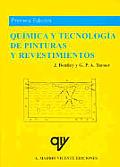 Quimica y Tecnologia de Pinturas y Revestimientos