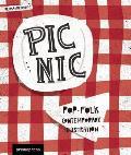 Picnic: Pop-Folk Contemporary Illustration
