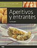 Aperitivos y Entrantes: Appetizers and H'Orderves