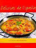 Delicias De Espana La Cocina Mediterrane