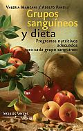Grupos Sanguineos y Dieta = Blood Groups and Diets (Vida Sana)