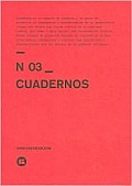 Cuadernos 3: Notebooks 3