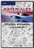 Materiales. Estructura, Propiedades y Aplicaciones