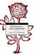 Romancero Y Lirica Tradicional / Lyrical and Traditional Ballads