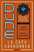 Dune, La Casa Harkonnen by Brian Herbert
