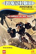 Bionicle Aventuras 5. La Odisea de Los Toa