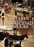 Yantares De Cuando La Electricidad Acabo Con Las Mulas / Food in the Time When Electricity Made Mules Obsolete