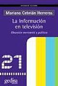 La Informacion En Television