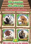 Mi Casita de Libros de Crias de Animales