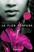 La Flor Purpura/ Purple Hibiscus