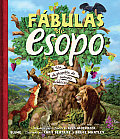 Fabulas de Esopo: Un Desplegable de Cuentos Clasicos