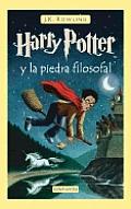 Harry Potter y La Piedra Filosofal - Encuadernado