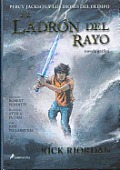 El Ladron del Rayo Novela Grafica (Percy Jackson & the Olympians Graphic Novel)