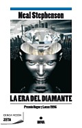 Nova #197: La Era del Diamante = The Diamond Age Cover