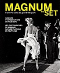 Magnum Photographers on Film Sets [With DVD] Cover