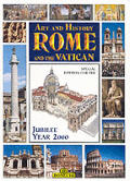 Art & History Of Rome & The Vatican by Bonechi