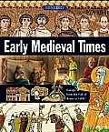 Early Medieval Times (History of the World) Cover