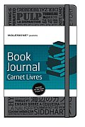 Moleskine Passions Book Journal/Carnet Livres [With 202 Adhesive Labels] (Moleskine Passions)