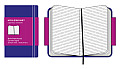 Moleskine Ruled Extra Small Purple Notebook (Moleskine Legendary Notebooks)