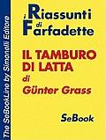 Il tamburo di latta di Günter Grass - RIASSUNTO