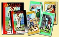 Masters of Magic Oracle Cards 36 Cards & Book