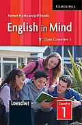 English in Mind 1 Class Cassettes Italian Edition