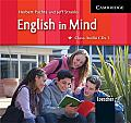 English in Mind 1 Class Audio CDs Italian Edition