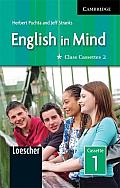English in Mind 2 Class cassette set Italian edition