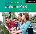 English in Mind 2 Class Audio CDs Italian Edition