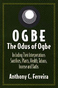 Ogbe: The Odus of Ogbe: Including Their Interpretations Scarifies, Plants, Health, Taboos, Baths