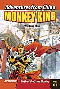 Monkey King, Volume 1: Birth of the Stone Monkey