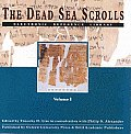 Dead Sea Scrolls Electronic Reference Library CD-ROM #1: Volume 1 - Network Version: