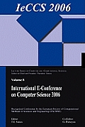 Computer science; proceedings: [with] Additional papers from ICNAAM 2006 and ICCMSE 2006