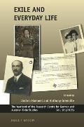 Yearbook of the Research Centre for German and Austrian Exil #16: Exile and Everyday Life