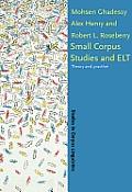 Small corpus studies and ELT