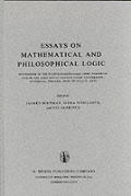 Essays on Mathematical and Philosophical Logic (Boston Studies in the Philosophy of Science) Cover