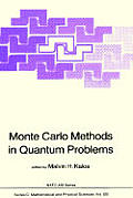 Monte Carlo Methods in Quantum Problems Cover