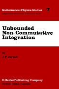Unbounded Non-Cummutative...