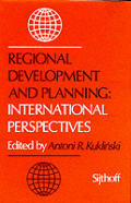 Regional Development and Planning: International Perspectives