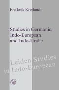Studies in Germanic, Indo-European and Indo-Uralic.